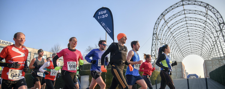 The South Downs Marathon, Bacchus Marathon and Half Marathon