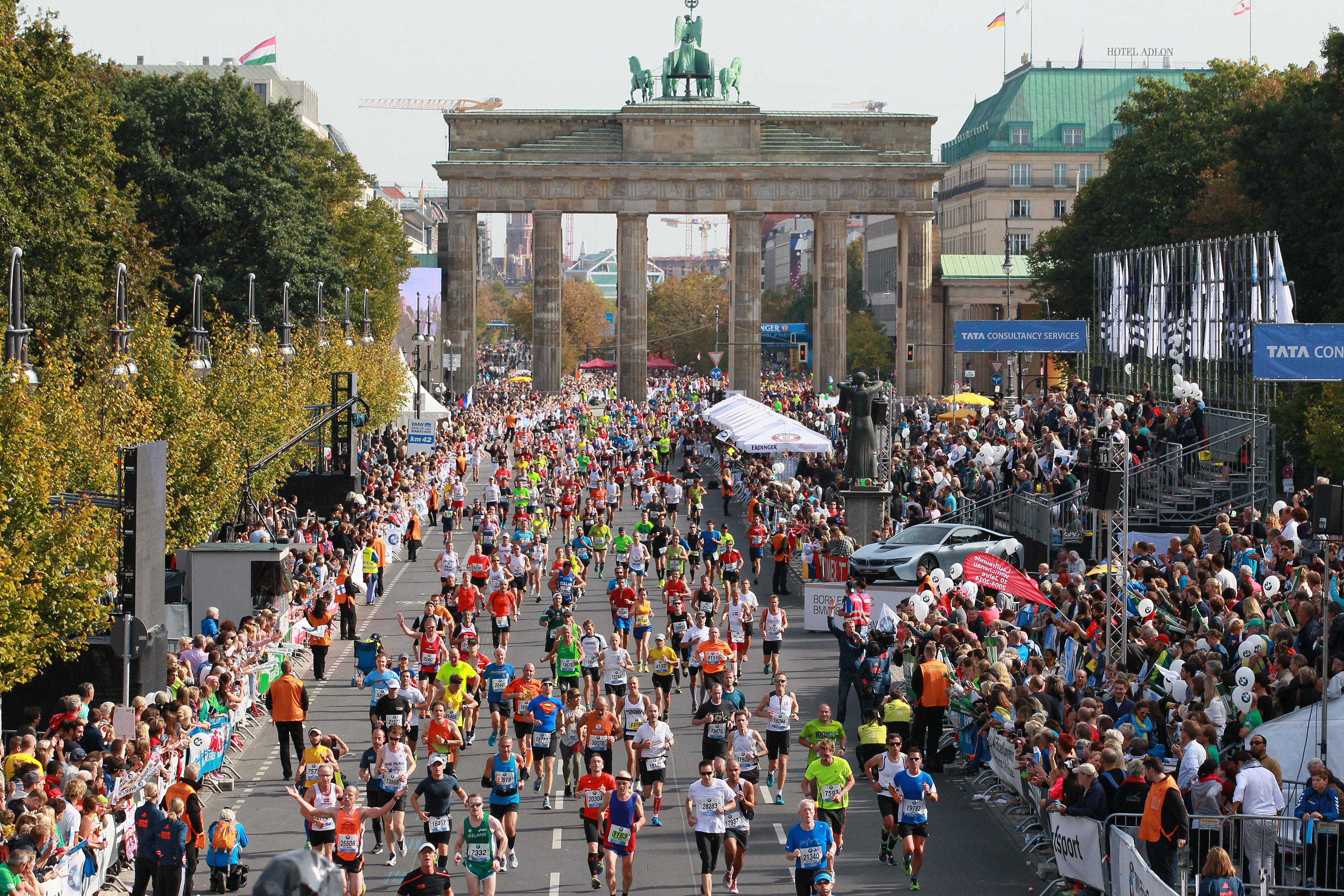 World Marathon Majors